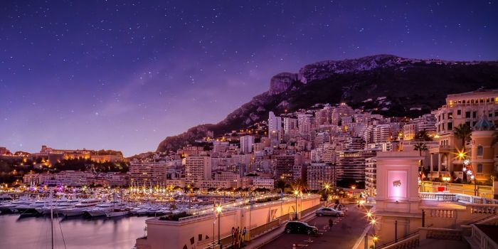 One night in Monaco