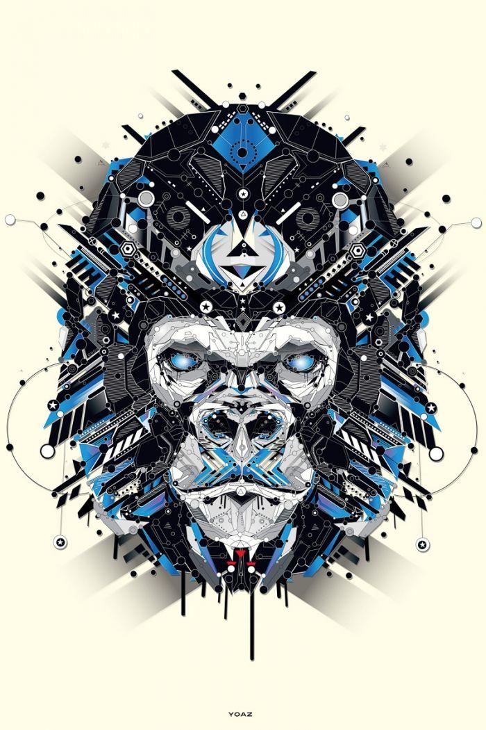 Gorille - YoAz