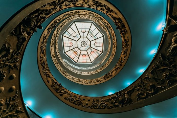 Divine spiral