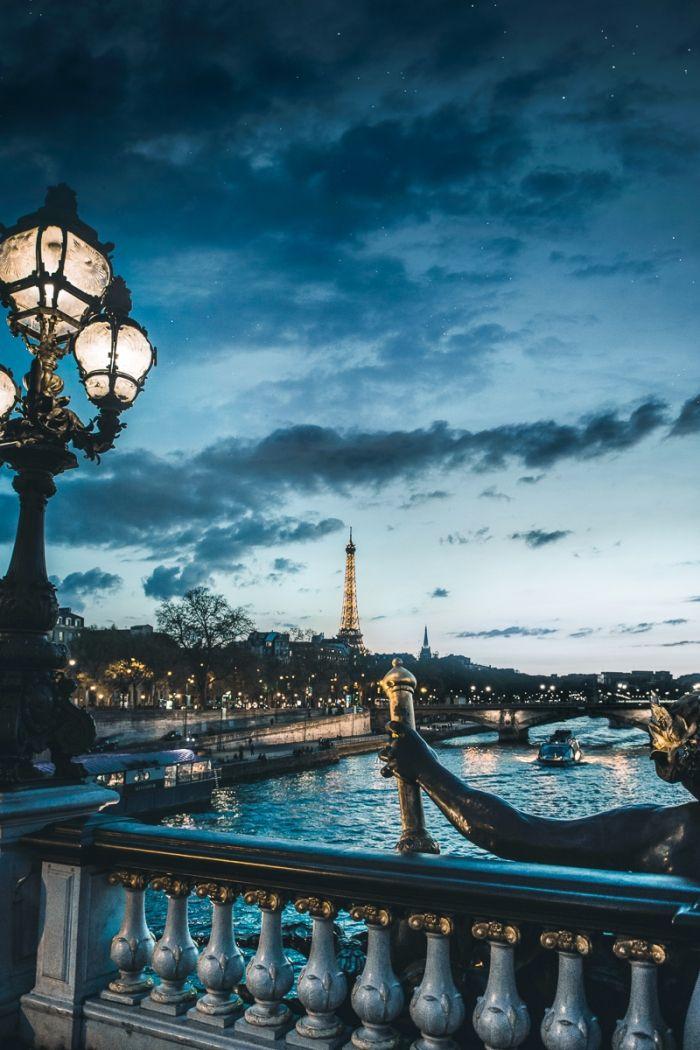 Veille sur Paris