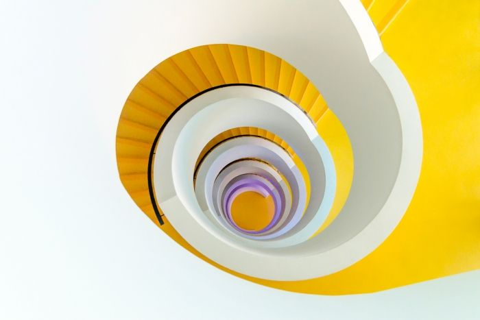 Lemon stairs