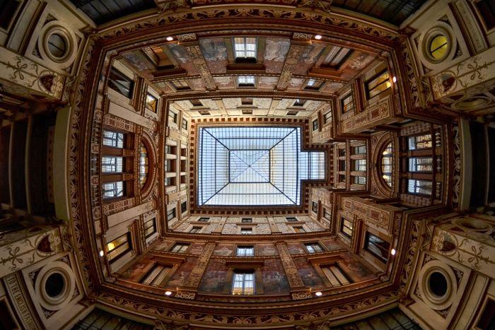The Sciarra Gallery of Rome