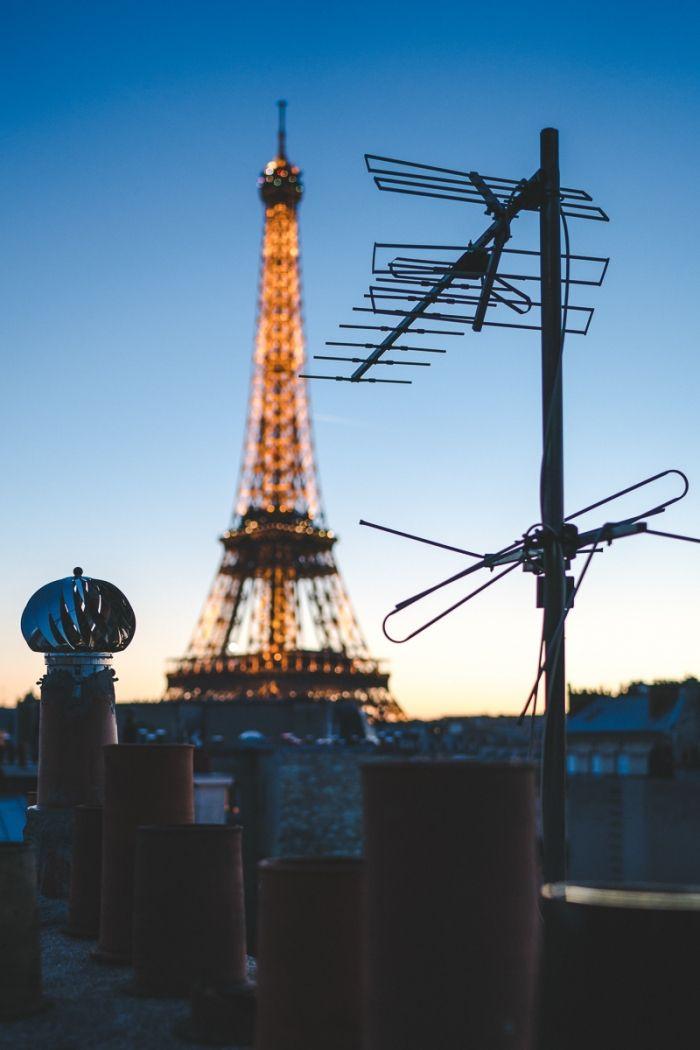L'antenne