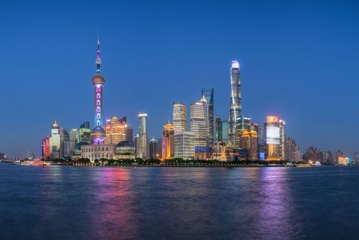 Shangai Pudong