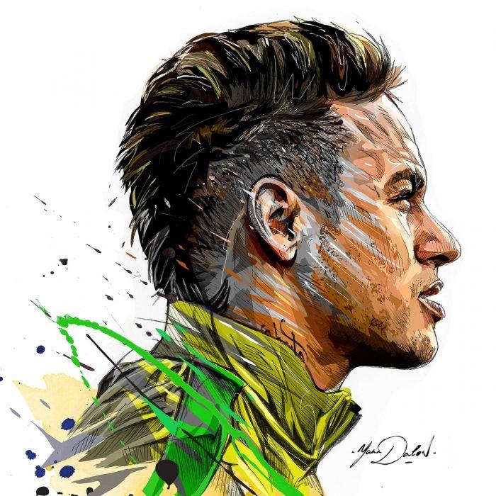 Neymar brésilien