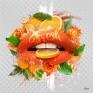 Bouche Orange