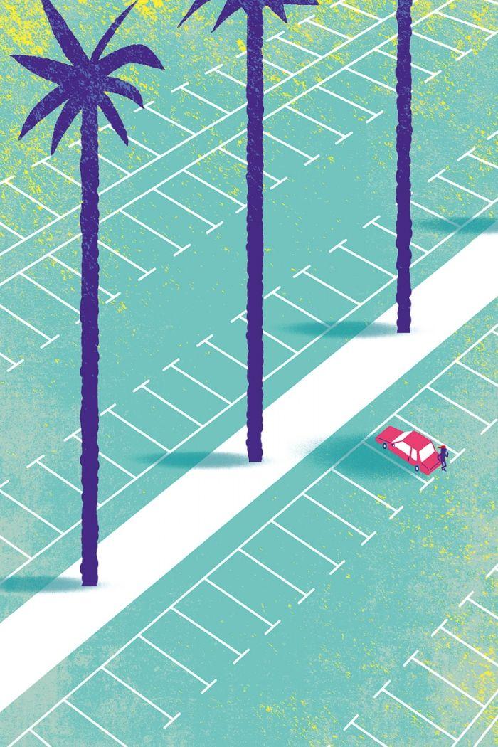 SEUL sur le parking