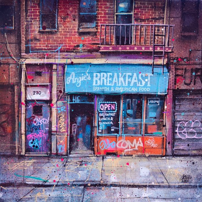 Angie's Breakfast
