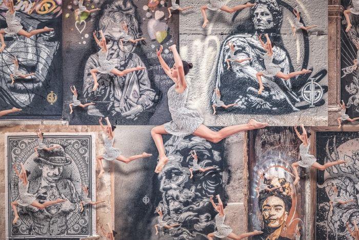Street art de rêve