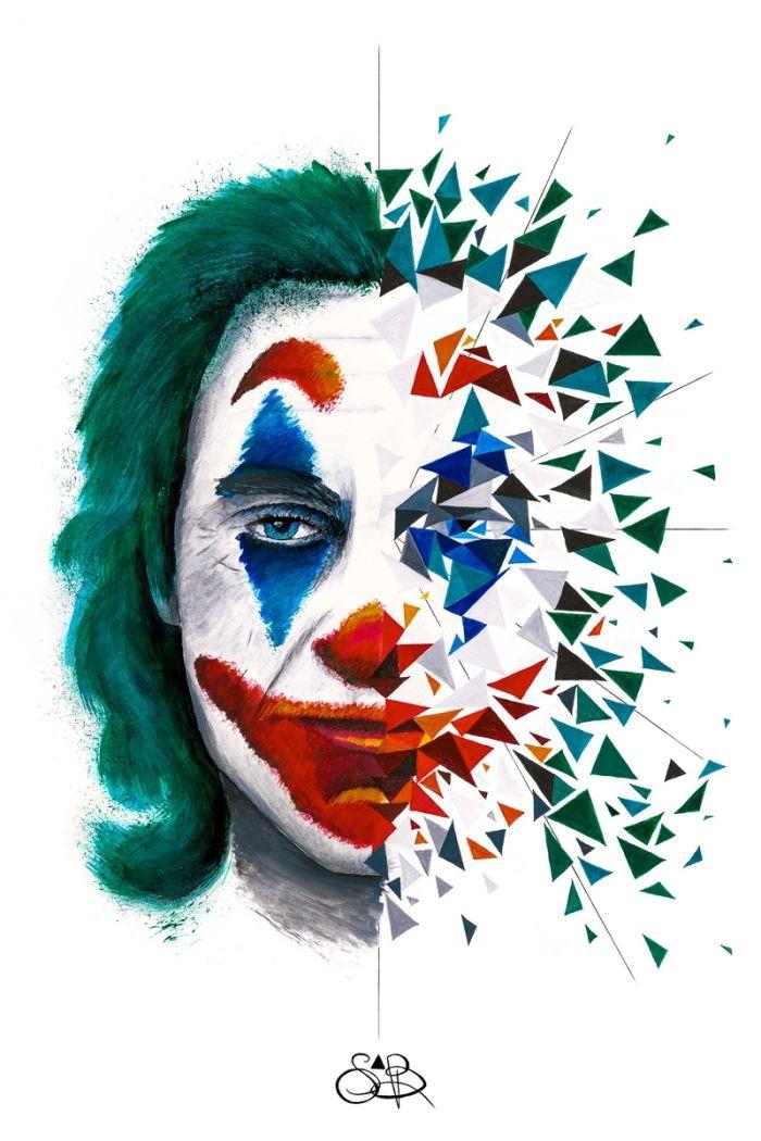 Joker - Croquis