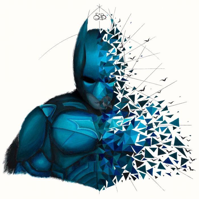 Batman - Mosaic