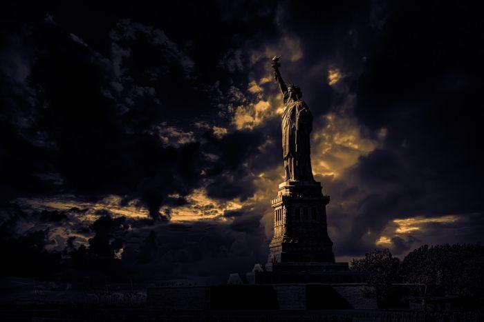 Statue de la liberté - Golden Age