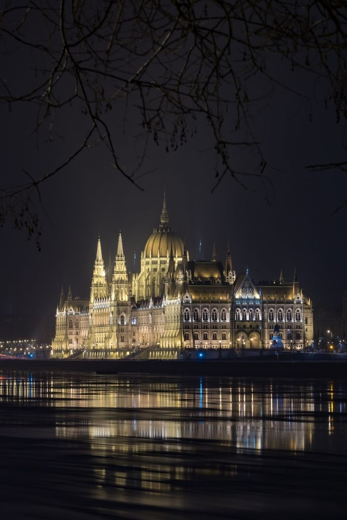 Budapest - Le Parlement