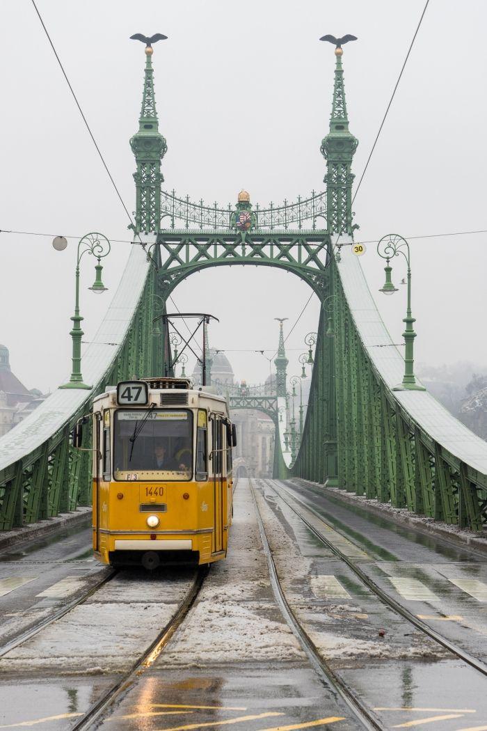 Budapest - Tramway