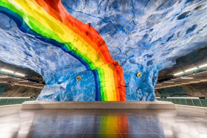 Métro de Stockholm 01