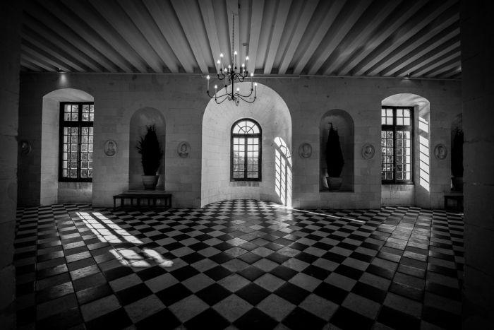 Hall de Chambord