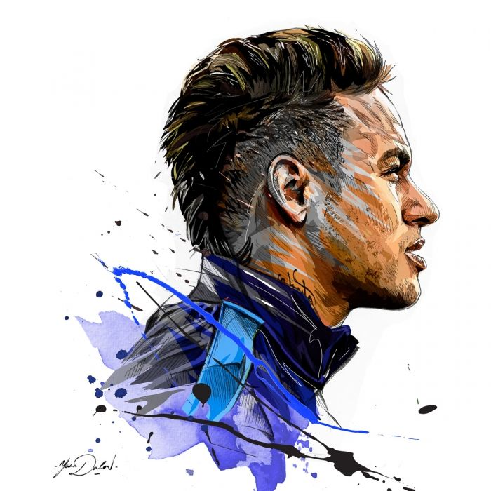 Neymar compo