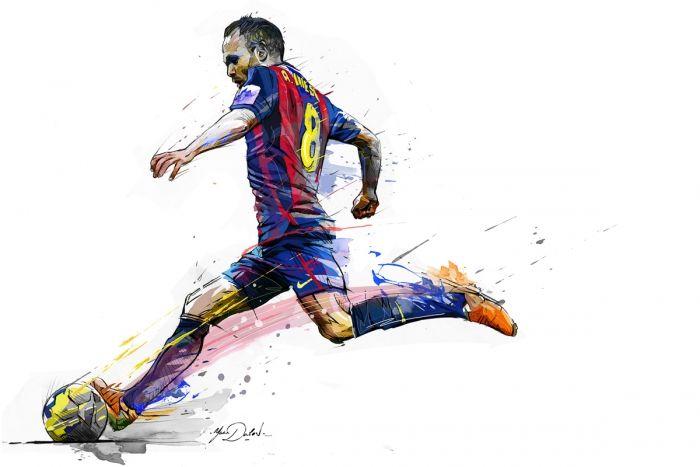 Iniesta Move