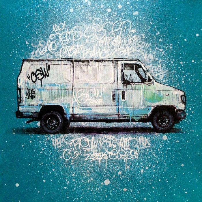 Graffiti Van